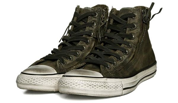 ee9ed20d08ba John Varvatos x Converse CT All Star Double Zip -  145