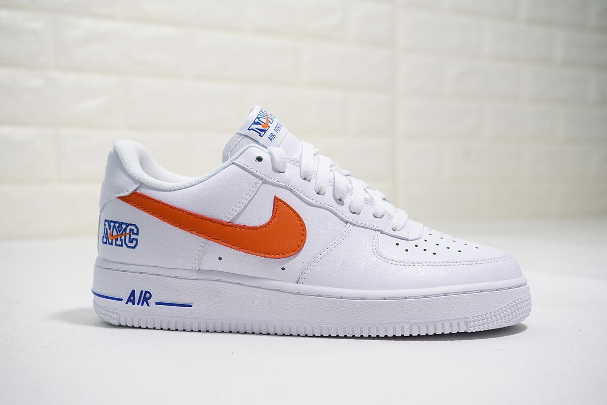 Nike Air Force 1 Low NYC HS White