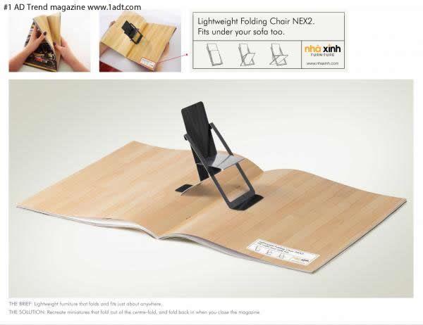 Delicieux Creative Furniture Ads Idea Commercials (9)
