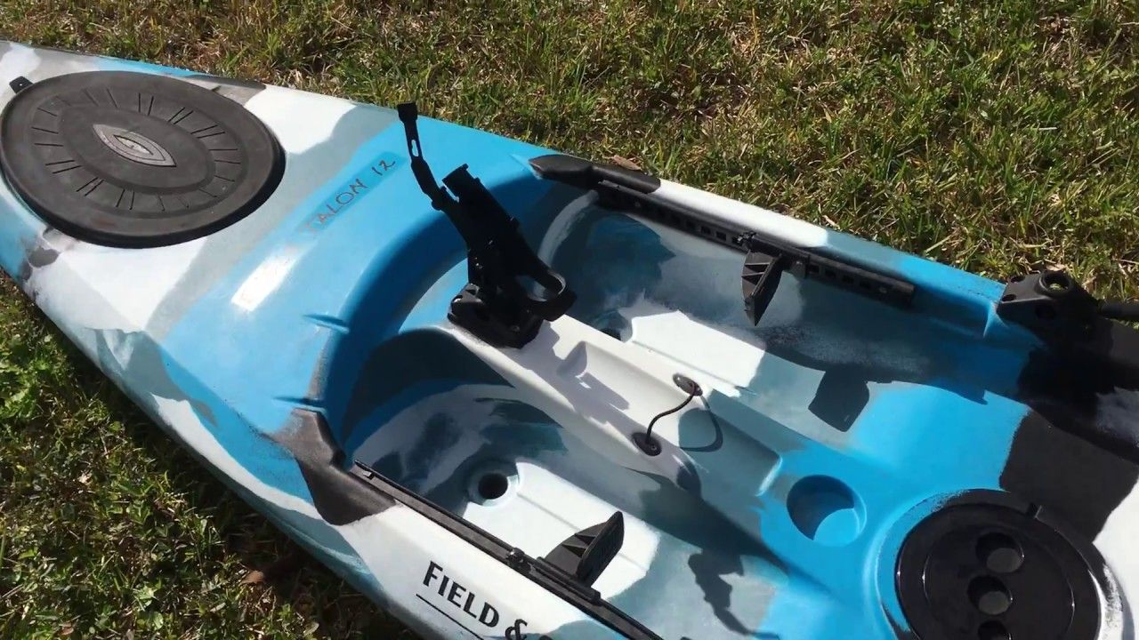 Field Stream Eagle Talon 12 Foot Brace Fix Kayaking Kayaking