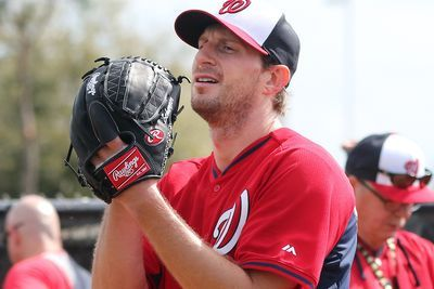 Nationals' starter Max Scherzer on getting Opening Day assignment, returning to NL