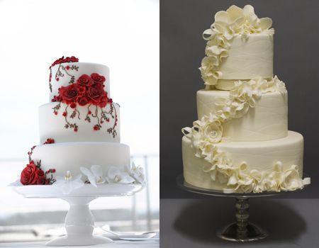 lovely wedding cake design ideas from studio cake - Wedding Cake Design Ideas
