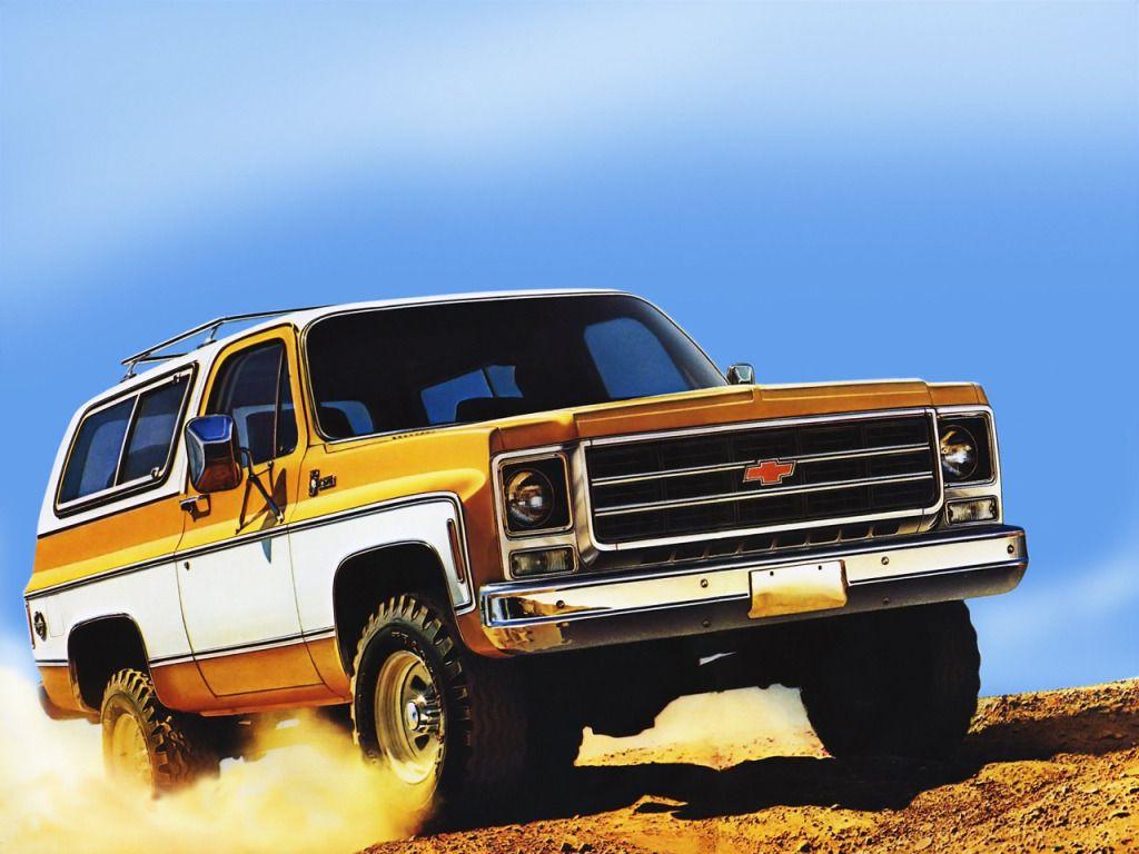 1979 Chevrolet K5 Blazer Chevrolet Blazer Chevrolet Classic Cars Trucks