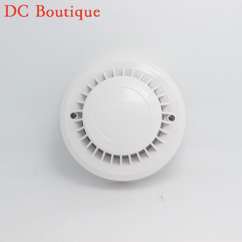 1 PCS)Home security Fire control alarm wire smoke sensor NC NO ...
