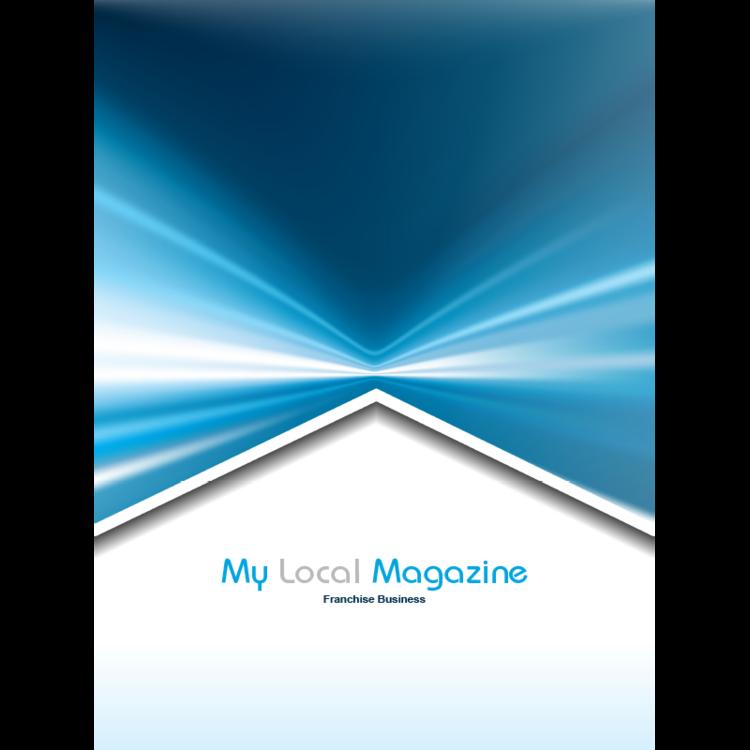 My Local Magazine prospect franchise design Professional
