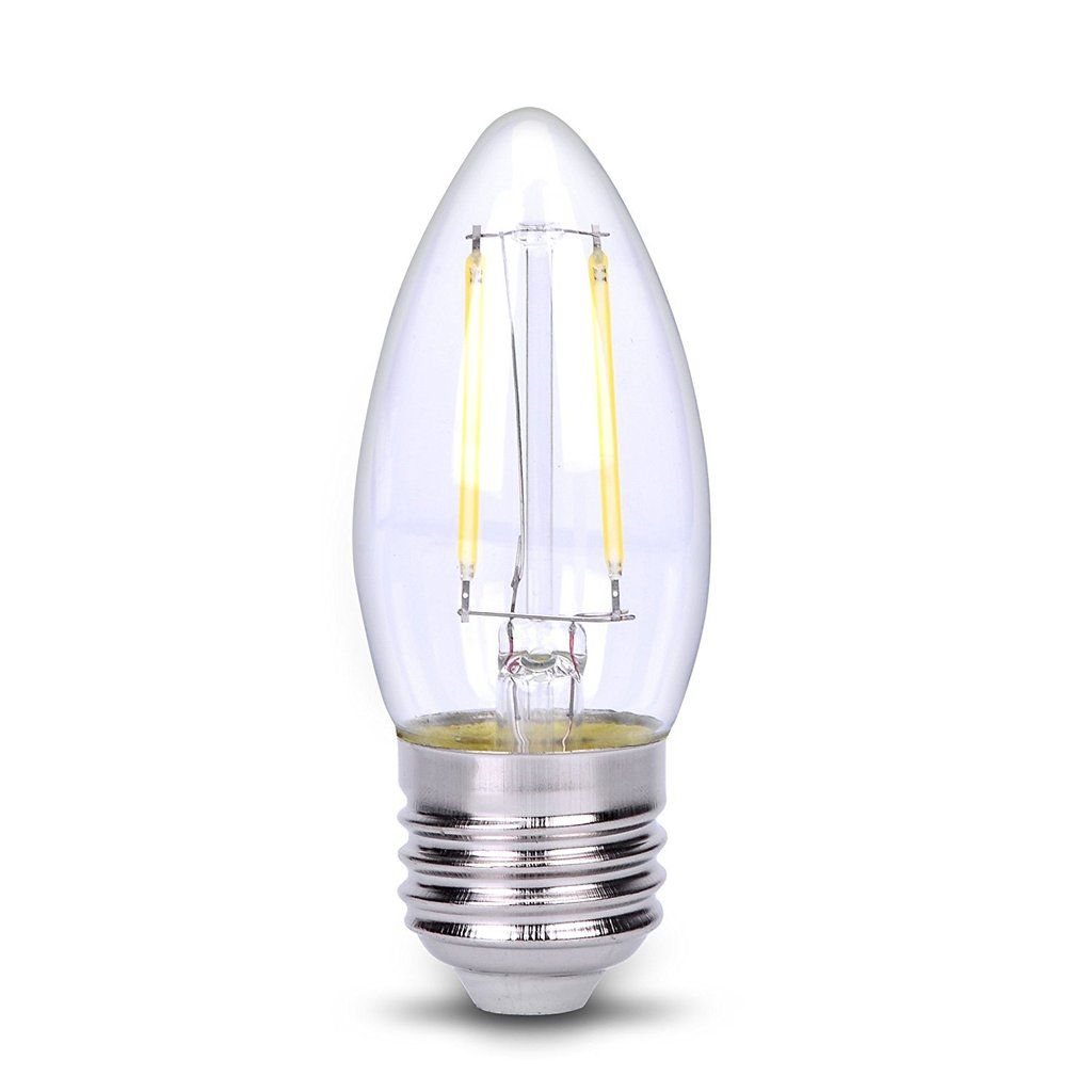 12v 24v 36v 2w E26 E27 B11 Medium Base Cob Filament Led Light Bulb Led Light Bulb Bulb Light Bulb