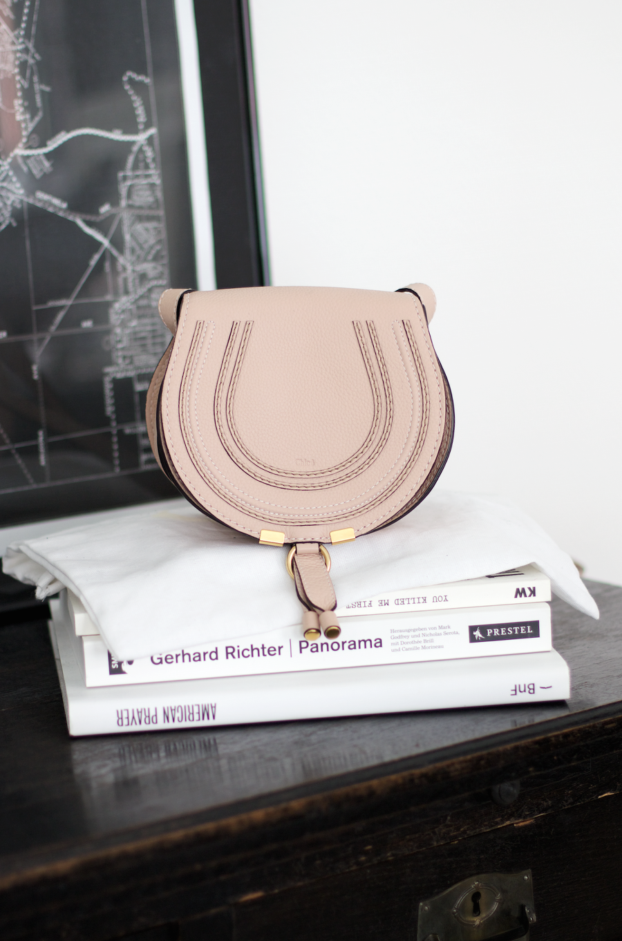 9fee0379527b REVIEW  Small Chloé Marcie Crossbody Bag in Blush Nude
