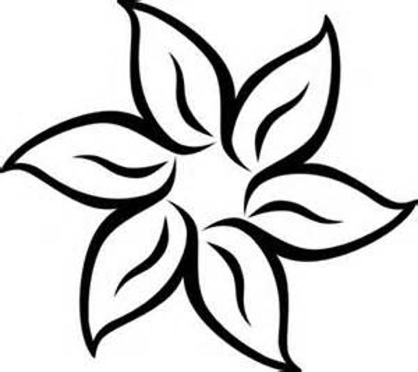 Clip Art Clipart Flowers Black And White free clip art flowers black and white cliparts co line often abbreviated bw or is a