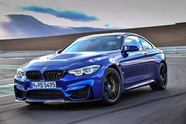 New Bmw M4 Cs Makes Global Debut At The 2017 Shanghai Motor Show Bmw M4 New Bmw Bmw