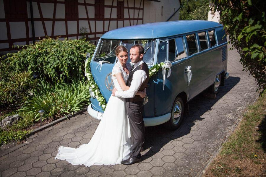 Stephanie & Andreas – Hochzeit in Weilersbach / Schlaifhausen in der Fränkischen Schweiz