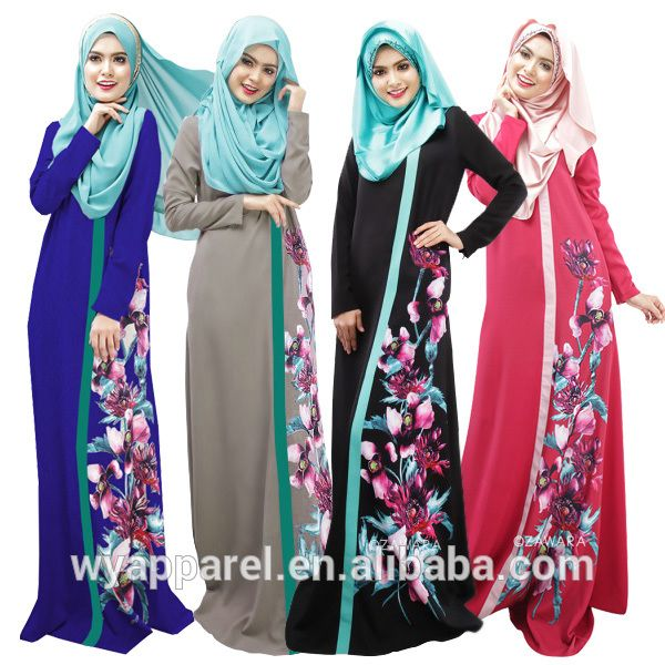 f24fa55f0b7 Check out this product on Alibaba.com APP Factory supply abaya islamic  clothing long black dress custom muslim long dress muslim women plain color  long maxi