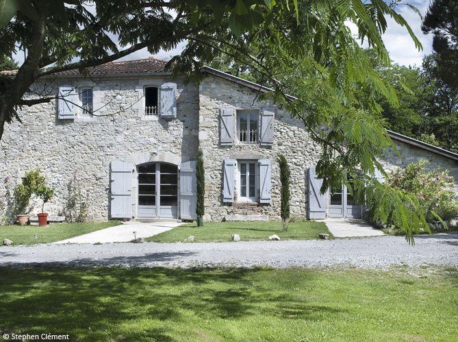 Les plus belles deco maison de charme d couvrez les 50 - Les plus belles maisons ...