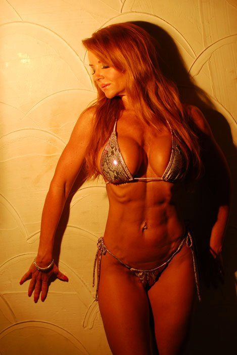 Paige mcfarland janet mason fitness topic