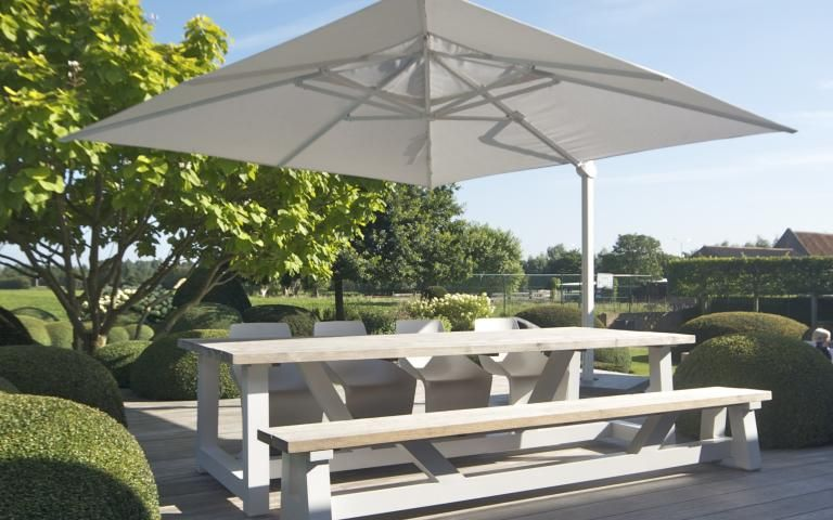 Meubili parasols ruime collectie bij meubili tuinmeubelen