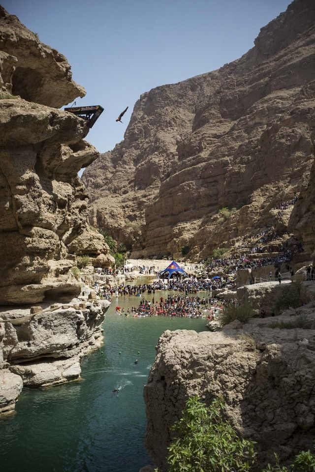 Red Bull Cliff Diving World Series final | Sentimientos