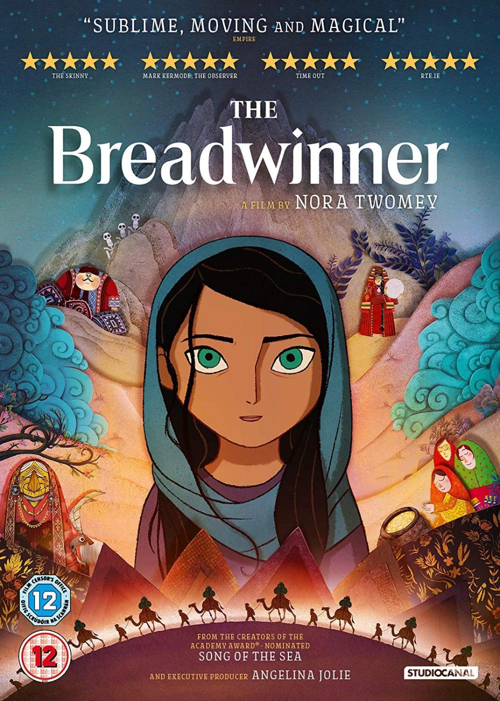 The Breadwinner (Bilingual) An Siopa Leabhar in 2020