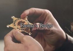 Emma's badge. - Just OUAT things