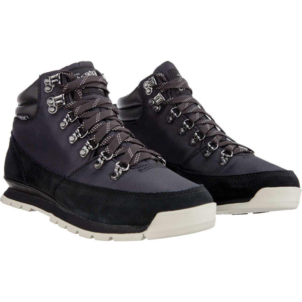 Trekkingowe Damskie Thenorthface The North Face Czarne Women S Back To Berkeley Redux 080 Tnf Black Vintage White Shoes Boots Hiking Boots