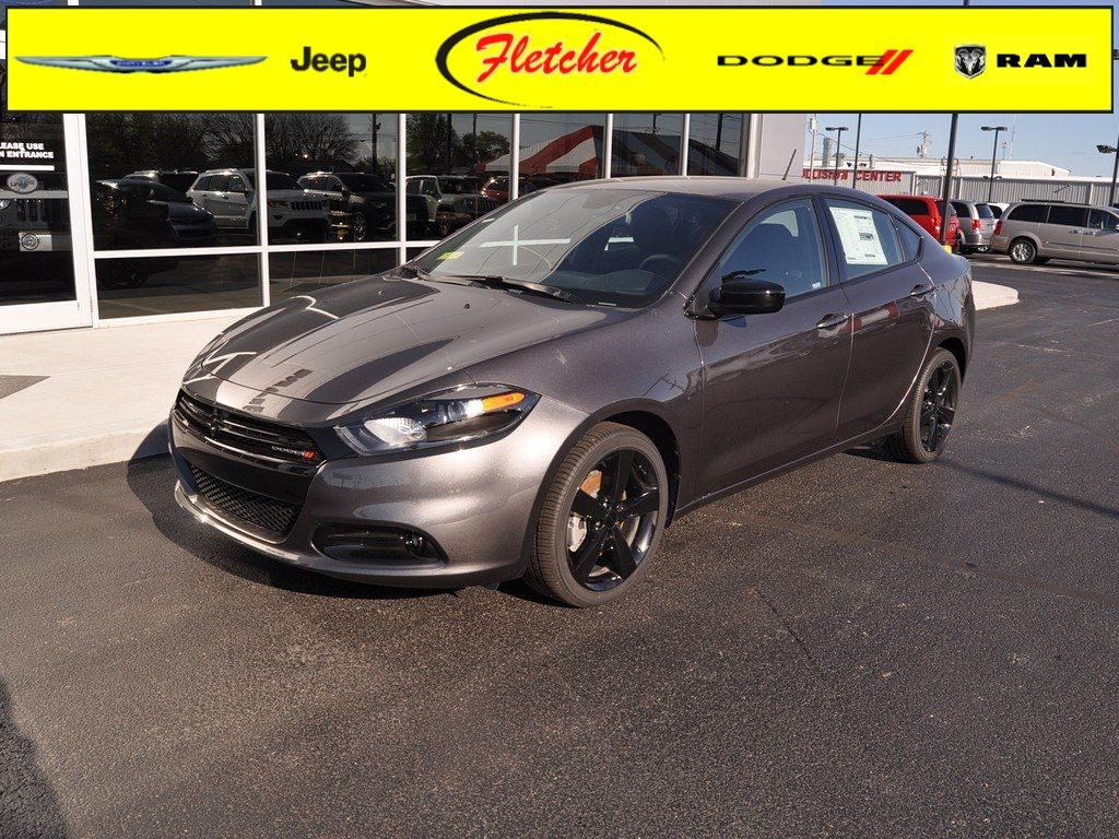 New 2015 Dodge Dart Sxt Sedan Granite Crystal Met Clear Coat