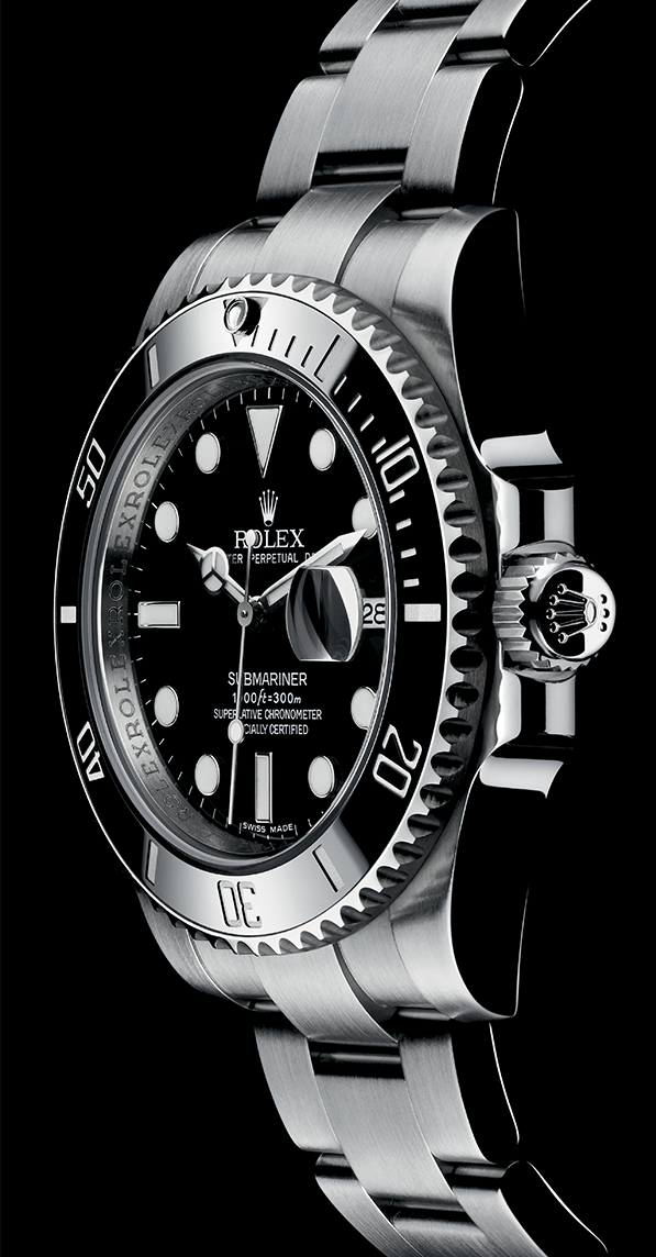 d3bf96a48a1 Rolex Oyster Perpetual Submariner Date in Oystersteel with a Cerachrom  bezel in black ceramic