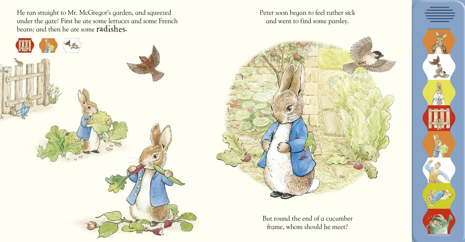 beatrix potter peter rabbit pdf