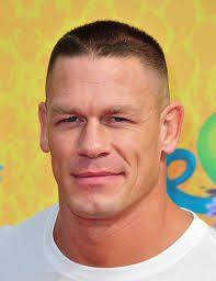 John Cena At The Kids Choice Awards Military Haircut Military Hair Balding Mens Hairstyles