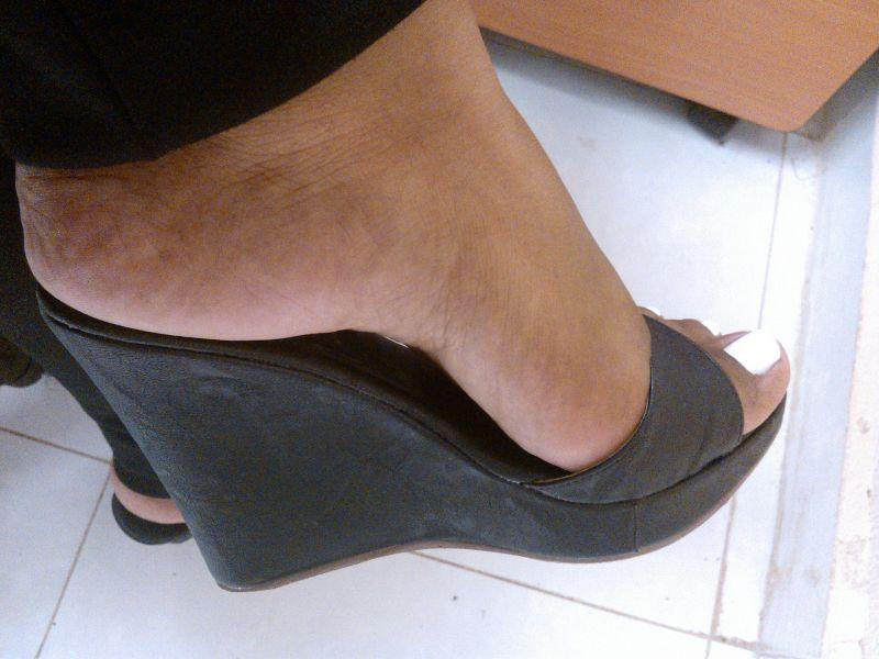 7822eb6b7 Wedges   por lupita2008 Sandálias, Calcanhar, Moda Mulhere, Anabela,  Zapatos, Feminino