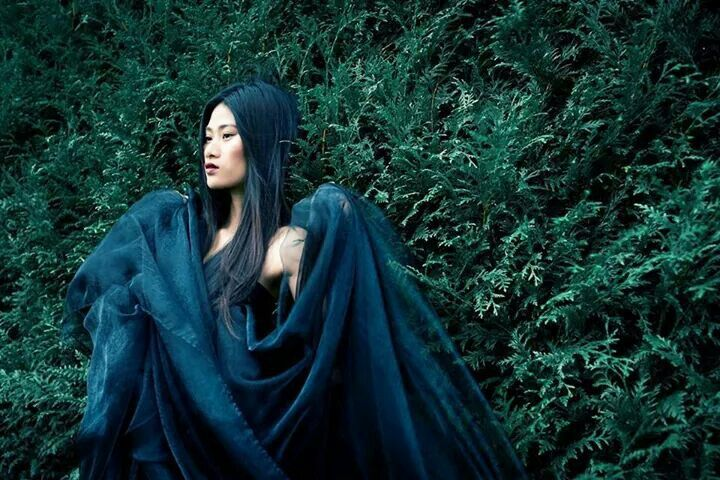Hellavagirl aw14 asos marketplace boutique #maxi #dress # black #fashion #asos