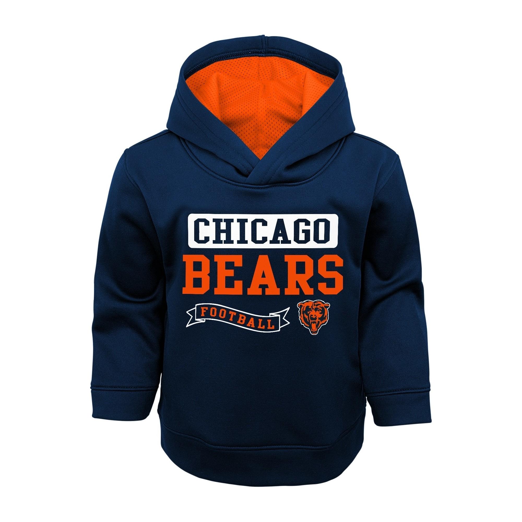 chicago bears toddler sweatshirt
