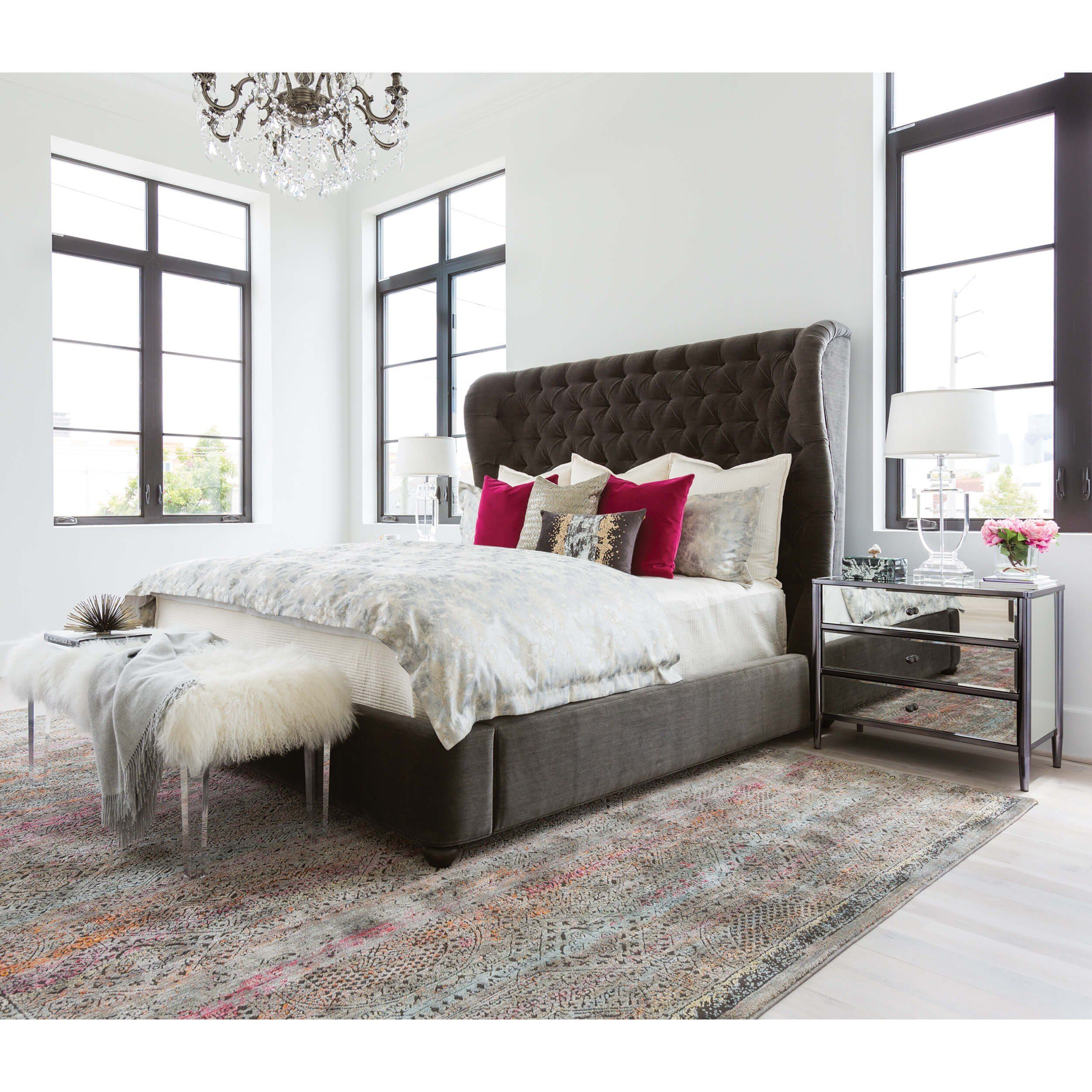 simone bed vernon flannel appartment ideas home decor bedroom rh pinterest com