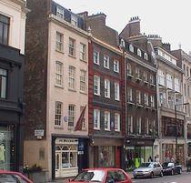 George Frideric Handel, composer, 25 Brook Street, London