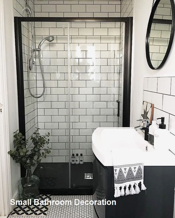 15 decor and design ideas for small bathrooms 2 in 2019 subway t b rh ar pinterest com