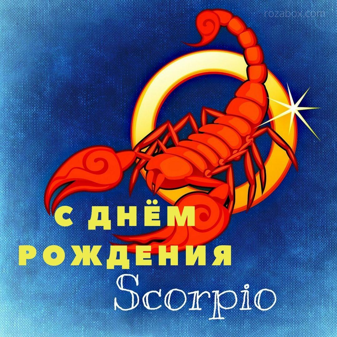 Скорпион скорпиону поздравление фото 375
