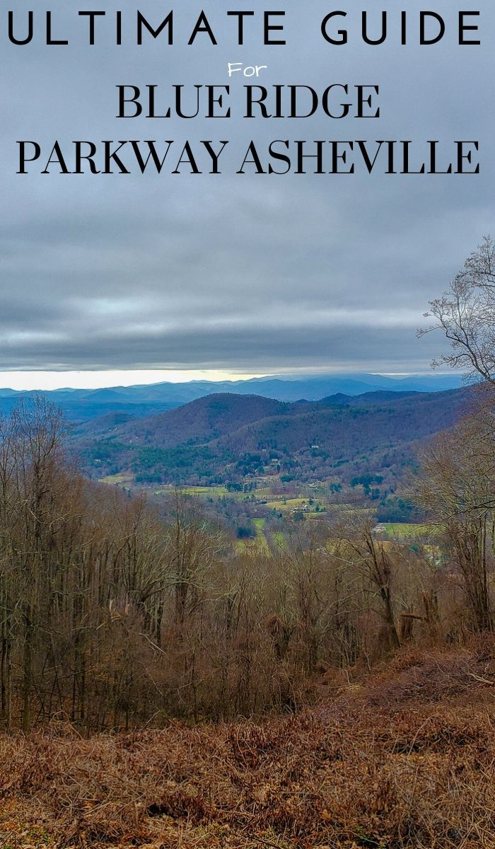 A Guide to the Blue Ridge Parkway Asheville