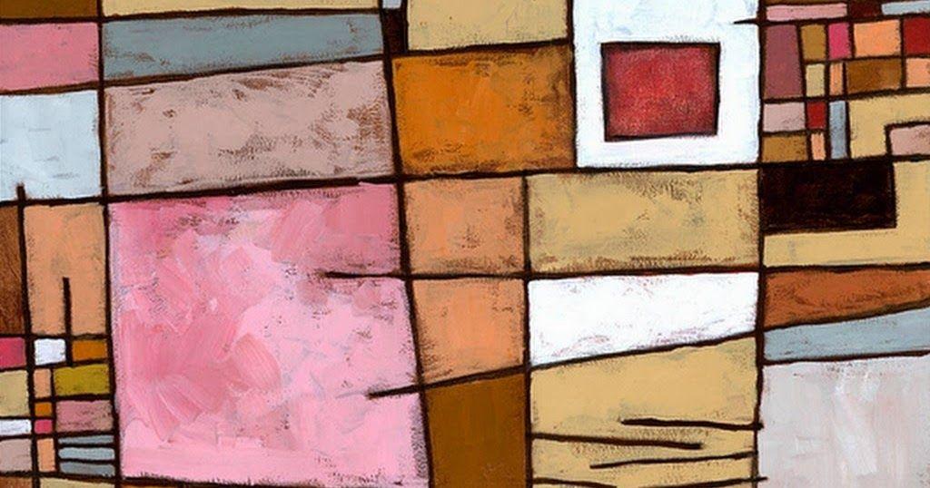 Pinturas Abstractos Douglas Simonson Obras Abstractas Fáciles ...