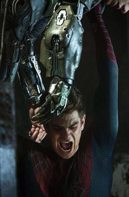 New Photos From The Amazing Spider-Man 2 Show Never Before Seen