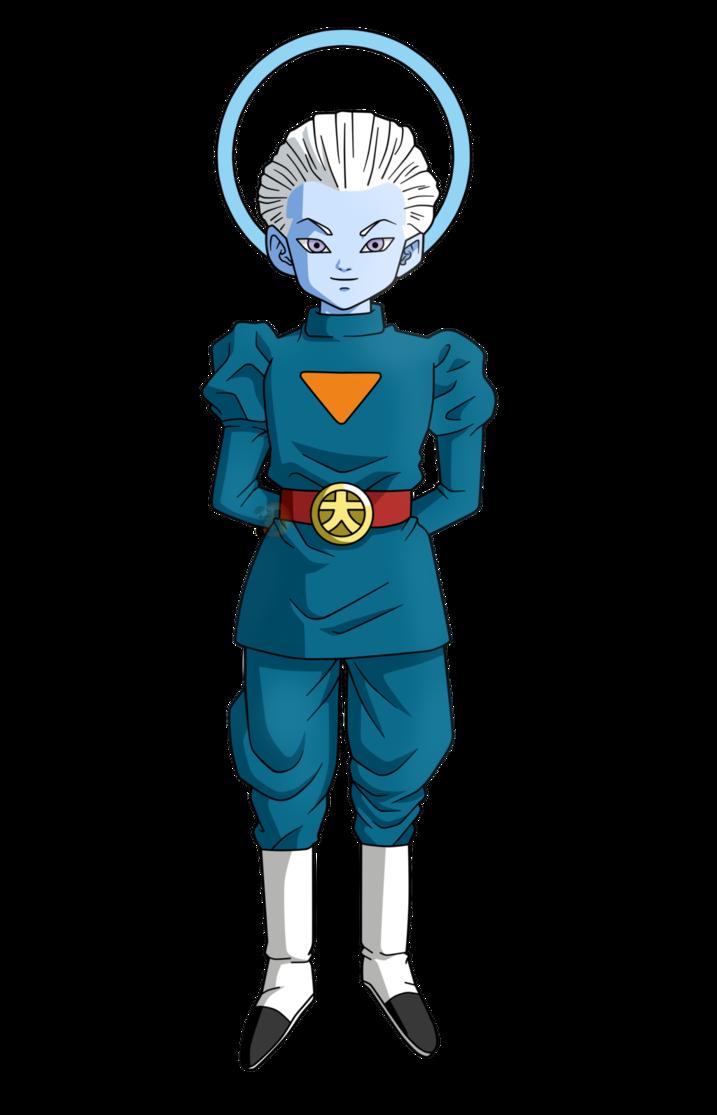 The Grand Priest Anime Dragon Ball Goku Dragon Ball Super Whis Dragon Ball Artwork