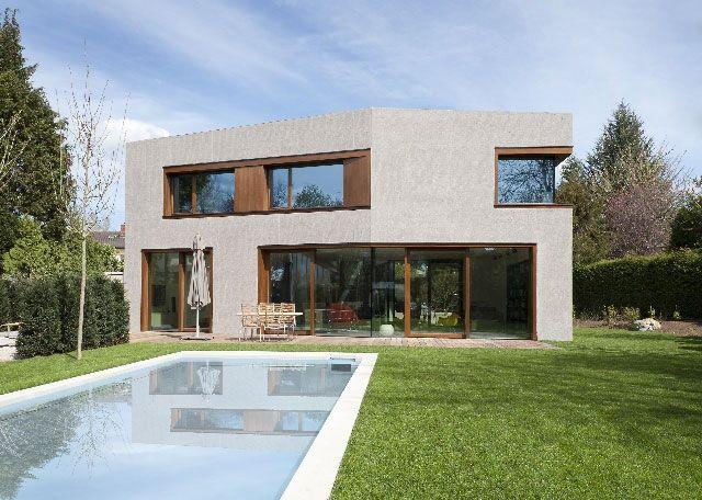 Architektouren 2012 Munchen Bogenhausen Wohnhaus Architektur