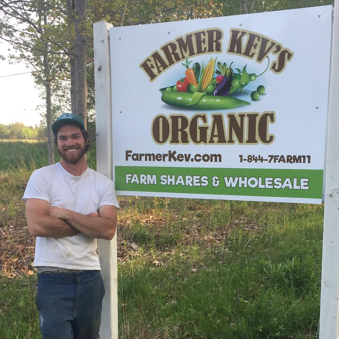 Growing From A Single Acre Of Land To A 20-acre Organic