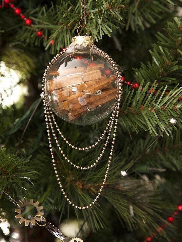 Steampunk Christmas Decorations Diy Holidays Christmas