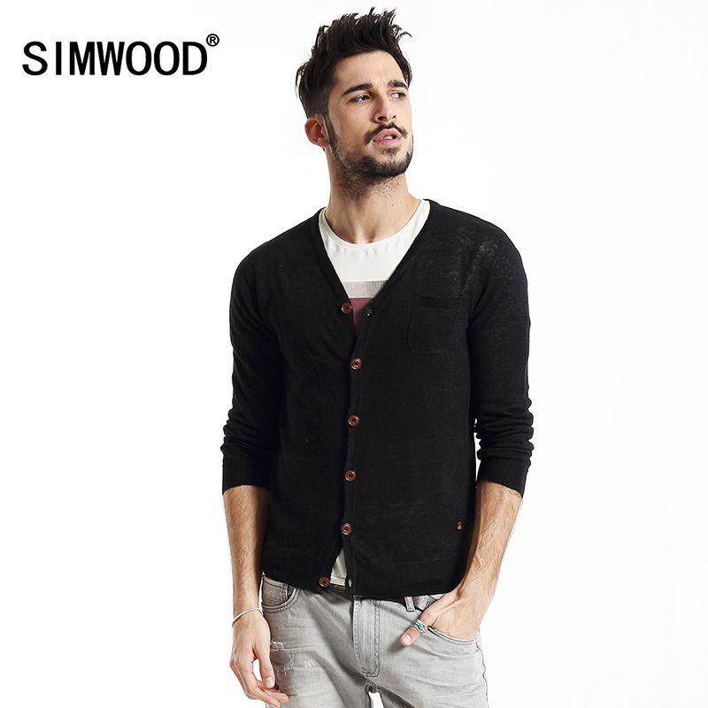 Cheap knit cardigan men, Buy Quality brand cardigan mens directly ...