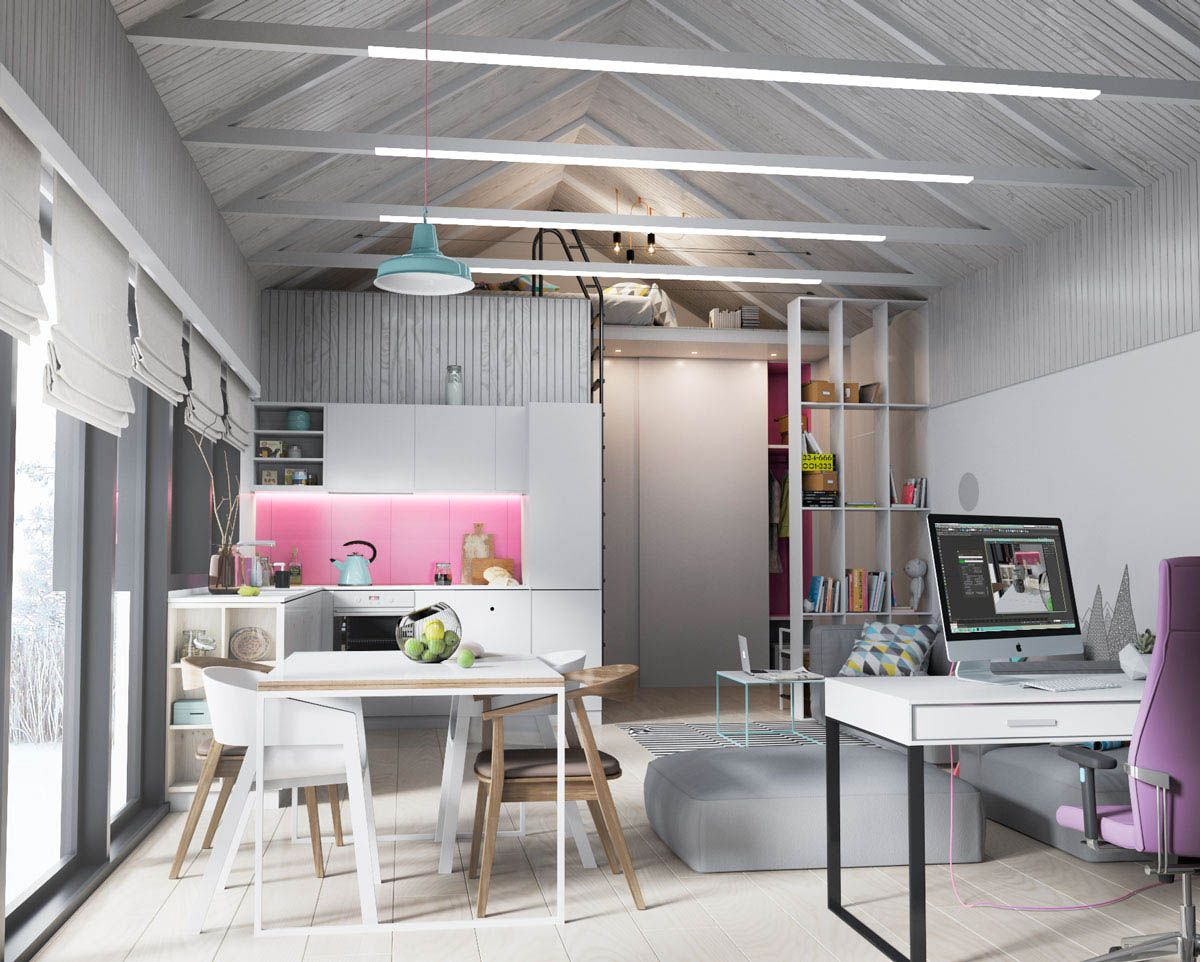Take a step inside these three homes