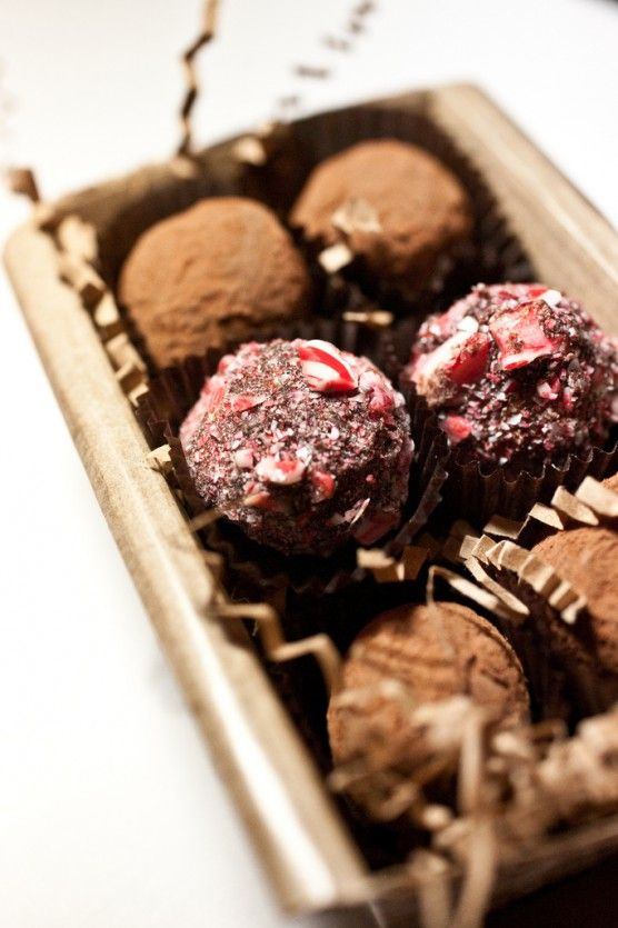 home made truffles