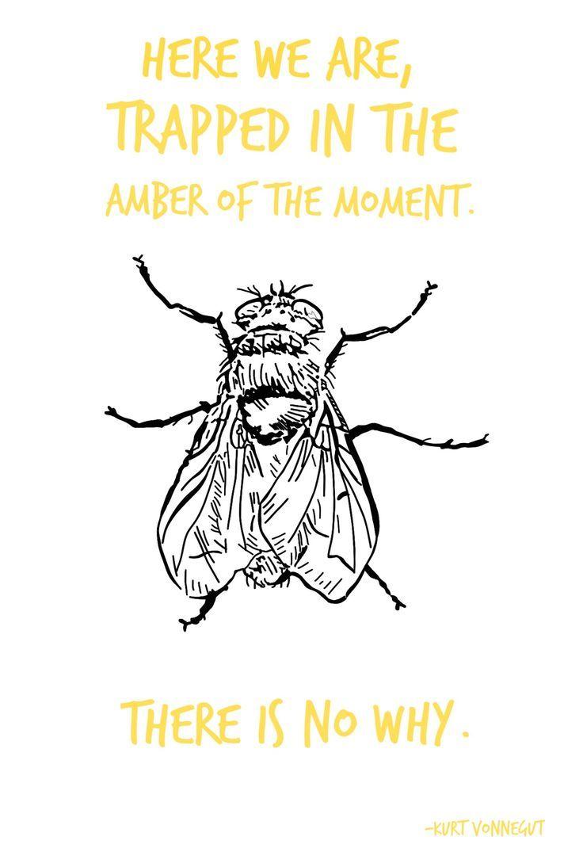 """""""Here we are..."""" - Kurt Vonnegut [736x1075]"""