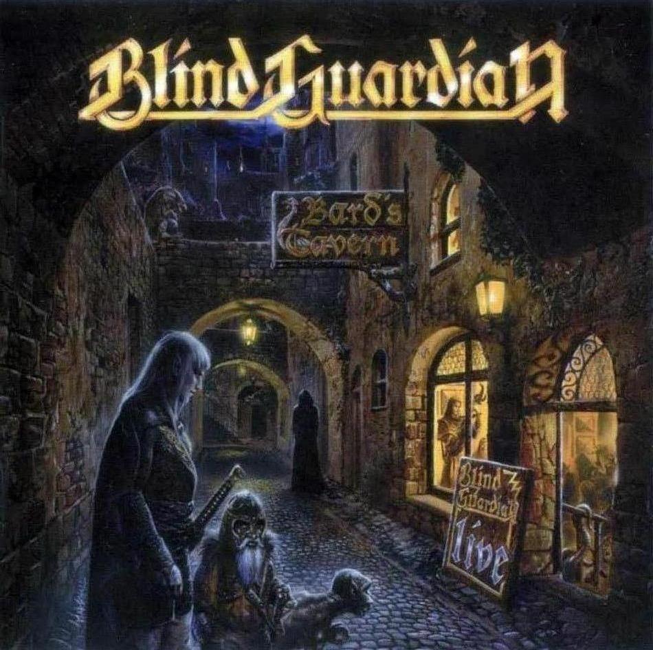 Blind Guardian Album Artwork