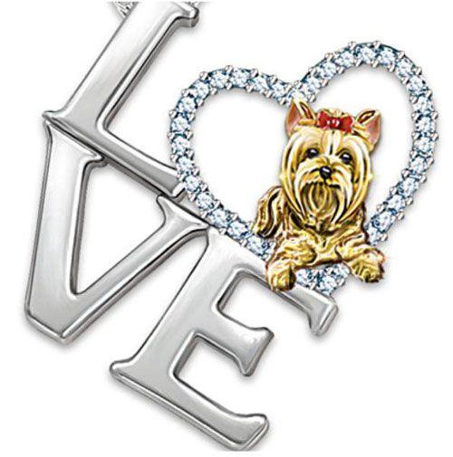 Best in show yorkie pendant yorkshire terrier jewelry yorkies best in show yorkie pendant yorkshire terrier jewelry aloadofball Gallery