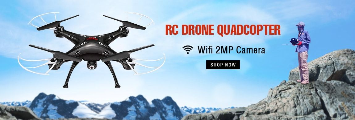 Syma X5SW Explorers-II FPV 2.4Ghz RC Drone Quadcopter Wifi 2MP Camera
