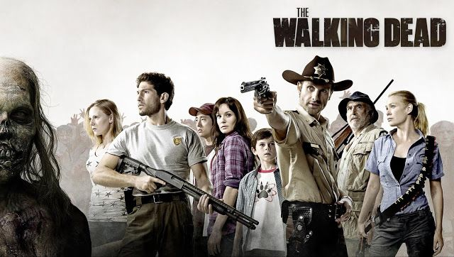 Conchego das Letras: Filmes e séries: The Walking Dead