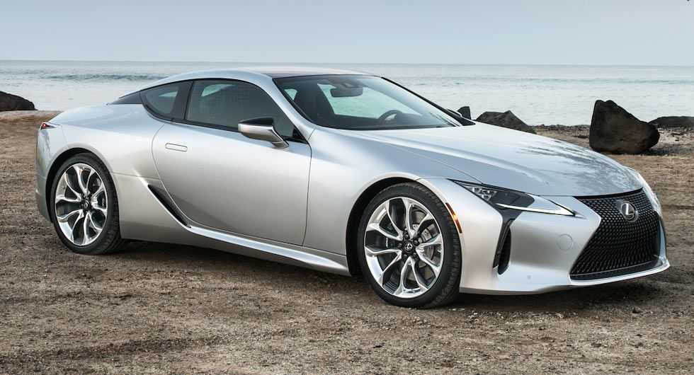 First Drive The 2018 Lexus Lc 500 Doesn T Want To Be The Perfect