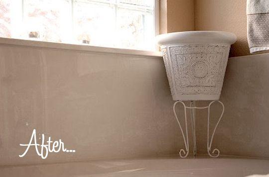 Bath Toy Storage For Grown-Up Bathrooms | Toy storage, Bath toy ...